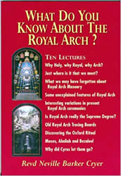 What Do You Know About the Royal Arch?